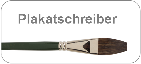 Plakatschreiber - One-Stroke Brushes