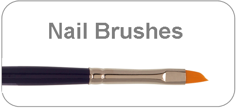 brushes for nails and nail art, for gel and acryl