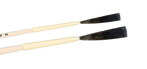 cosmetics brushes set