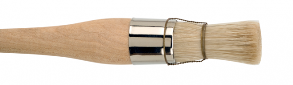 special brushes for glue, made of bristles