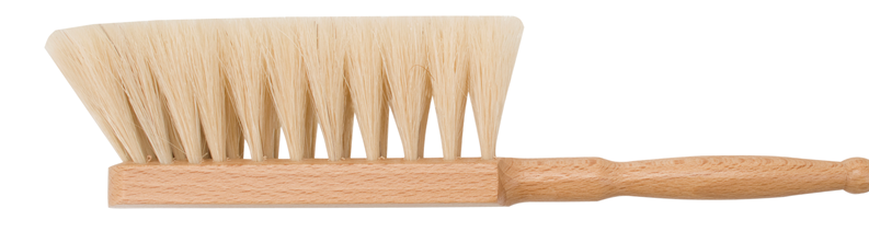 ox hair dusting brushes