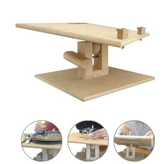 universal tabel easel for hobby and school